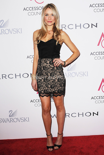 WWW.ACEPIXS.COM . . . . . .November 5, 2012...New York City....Katrina Bowden attends the 16th Annual ACE Awards presented by the Accessories Council at Cipriani 42nd Street on November 5, 2012 in New York City ....Please byline: KRISTIN CALLAHAN - ACEPIXS.COM.. . . . . . ..Ace Pictures, Inc: ..tel: (212) 243 8787 or (646) 769 0430..e-mail: info@acepixs.com..web: http://www.acepixs.com .
