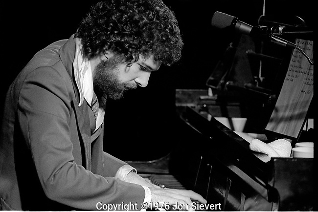 Chuck Leavell, Oakland Coliseum, Oct. 23, 1975; 18-9-16