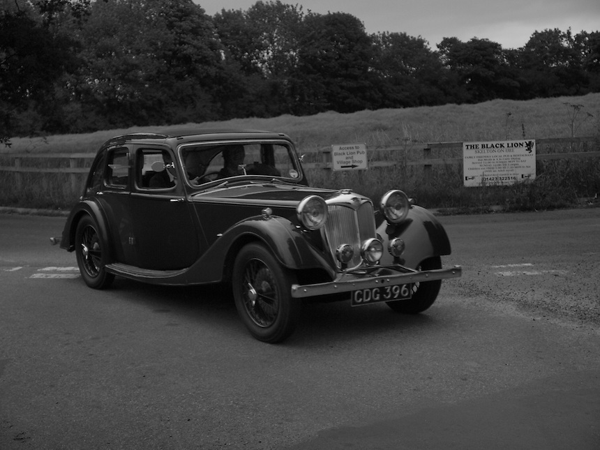 Riley Saloon Cars - 1938
