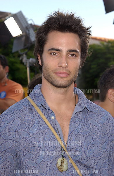 Actor VICTOR WEBSTER at the Los Angeles premiere of American Outlaws..14AUG2001.  © Paul Smith/Featureflash