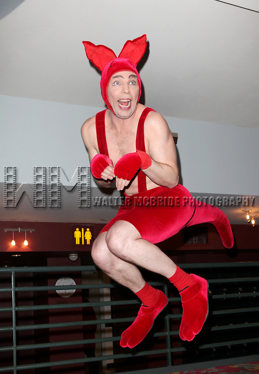 Kangaroo / Atmosphere attending the New 42nd Street Gala at The New Victory Theater in New York City on December 5, 2012