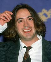Robert Downey Jr., 1994, Photo By Michael Ferguson/PHOTOlink