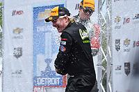 IMSA WeatherTech SportsCar Championship<br /> Chevrolet Sports Car Classic<br /> Detroit Belle Isle Grand Prix, Detroit, MI USA<br /> Saturday 3 June 2017<br /> 20, ORECA FLM09, PC, Don Yount<br /> World Copyright: Richard Dole<br /> LAT Images<br /> ref: Digital Image RD_DTW_17_0417