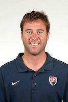 Mark Dougherty, U.S. Under 21 Women's National Team Training Camp, Home Depot Center, Carson, CA. May 24, 2005