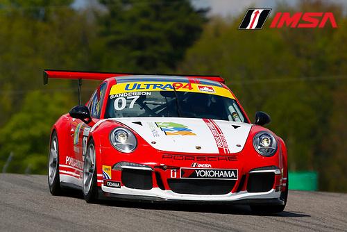 20-22 May 2016, Bowmanville, Ontario, Canada <br /> 07, Tim Sanderson, Platinum, M, 2015 Porsche<br /> &copy;2016, Jake Galstad<br /> LAT Photo USA