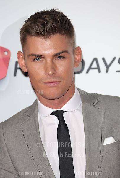 Kieron Richardson at the Attitude Magazine Awards 2013 - Arrivals held at the Royal Courts of Justice, London. 15/10/2013 Picture by: Henry Harris / Featureflash