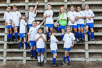 Team Photos for the East Bay United U10 Girls Mustangs with Head Coach Paul Salop.