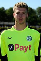 GRONINGEN - Presentatie FC Groningen o23, seizoen 2018-2019,   30-06-2018,  Pelle Boevink