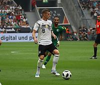 Toni Kroos (Deutschland Germany) - 08.06.2018: Deutschland vs. Saudi-Arabien, Freundschaftsspiel, BayArena Leverkusen