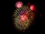 Havasu Winterblast fireworks