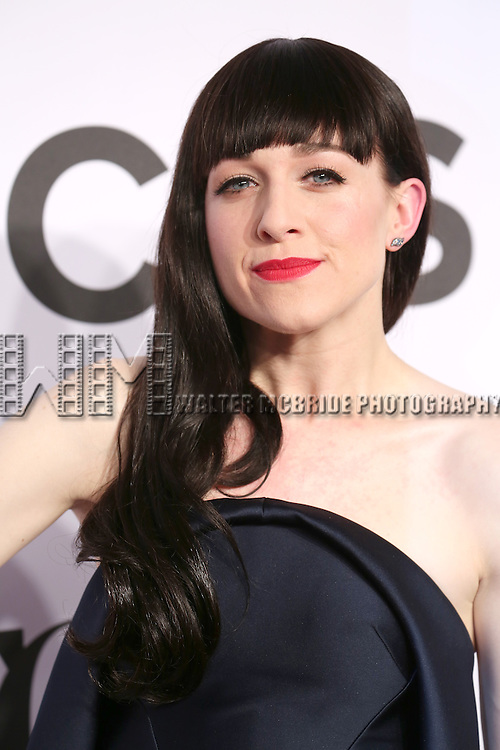 Lena Hall attending the The 68th Annual  The Tony Awards at Radio City Music Hall on June 8, 2014 in New York City.