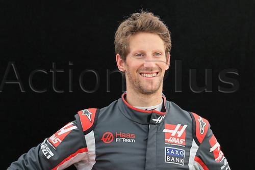 17.03.2016. Melbourne, Australia. 2016 F1 Grand Prix Australian Grand Prix Mar 17th. Melbourne Grand Prix Circuit, Albert Park, Melbourne, Australia.  Haas F1 Team - Romain Grosjean