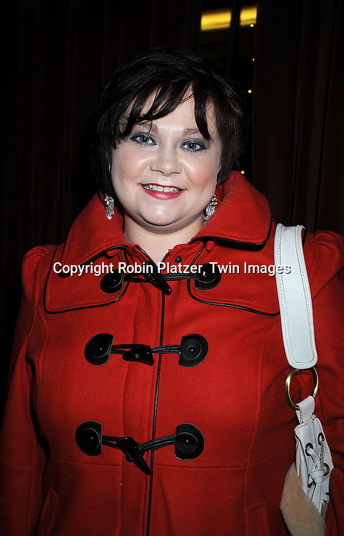 Kathy Brier..at The One Life to Live Christmas party on December 11, 2008 at Prohibition in New York City. ....Robin Platzer, Twin Images