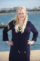 Meghan McCain, the daughter of American Senator John McCain attends the 2013  MipCom - Cannes