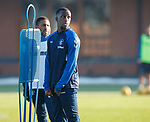01.02.2019: Rangers training: Glen Kamara
