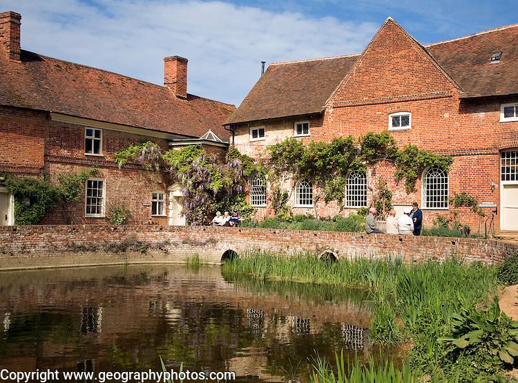 Flatford Mill Field Studies centre, East Bergholt, Suffolk, England