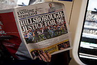 26.04.2016 - Hillsborough Inquest Verdict: The 96 Victims Were 'Unlawfully Killed'