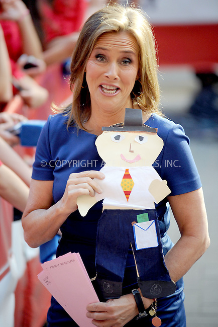 WWW.ACEPIXS.COM . . . . . .June 2, 2011...New York City....Meredith Vieira  on NBC's 'Today' at Rockefeller Center on June 2, 2011 in New York City.....Please byline: KRISTIN CALLAHAN - ACEPIXS.COM.. . . . . . ..Ace Pictures, Inc: ..tel: (212) 243 8787 or (646) 769 0430..e-mail: info@acepixs.com..web: http://www.acepixs.com .