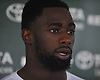 Marcus Maye #26 speaks with the media after a day of New York Jets Training Camp at the Atlantic Health Jets Training Center in Florham Park, NJ on Monday, Aug. 14, 2017.