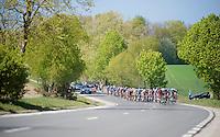 the whole peloton<br /> <br /> Brabantse Pijl 2014