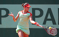 Laura Robson..Tennis - Grand Slam - French Open- Roland Garros - Paris - Mon May 28th 2012...© AMN Images, 30, Cleveland Street, London, W1T 4JD.Tel - +44 20 7907 6387.mfrey@advantagemedianet.com.www.amnimages.photoshelter.com.www.advantagemedianet.com.www.tennishead.net