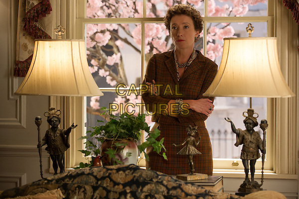 Emma Thompson<br /> in Saving Mr. Banks (2013) <br /> *Filmstill - Editorial Use Only*<br /> CAP/NFS<br /> Image supplied by Capital Pictures
