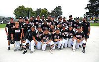 170212 Challenge Cup International Men's Softball Final - NZ Black Sox v Argentina