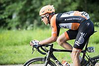 Taco van der Hoorn (NED/Roompot-Nederlandse Loterij)<br /> <br /> Dwars door het Hageland (1.1)<br /> 1 Day Race: Aarschot &gt; Diest (194km)