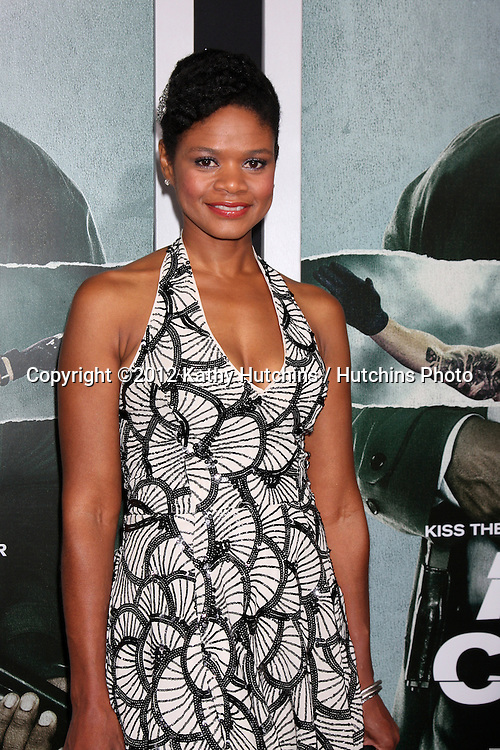 "LOS ANGELES - OCT 15:  Kimberly Elise arrives at the ""Alex Cross"" Premiere at ArcLight Cinemas Cinerama Dome on October 15, 2012 in Los Angeles, CA"