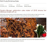 Articles from Local Morsels website featuring food photography by Tim Gander