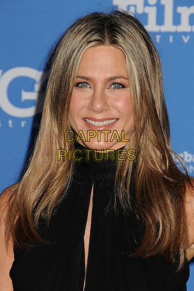 30 January 2015 - Santa Barbara, California - Jennifer Aniston. 30th Annual Santa Barbara International Film Festival - Montecito Award held at The Arlington Theatre. <br /> CAP/ADM/BP<br /> &copy;BP/ADM/Capital Pictures
