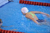 ZWEMMEN: HEERENVEEN: 01-11-2014, SportStad, NK parazwemmen, Sanne Hoving, ©foto Martin de Jong