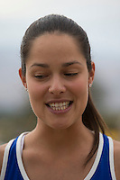 ANA IVANOVIC (SRB)<br /> <br /> Tennis - BNP PARIBAS OPEN 2015 - ATP 1000 - WTA Premier -  Indian Wells Tennis Garden - Indian Wells - California - United States of America  - 9 March 2015. <br /> &copy; AMN IMAGES