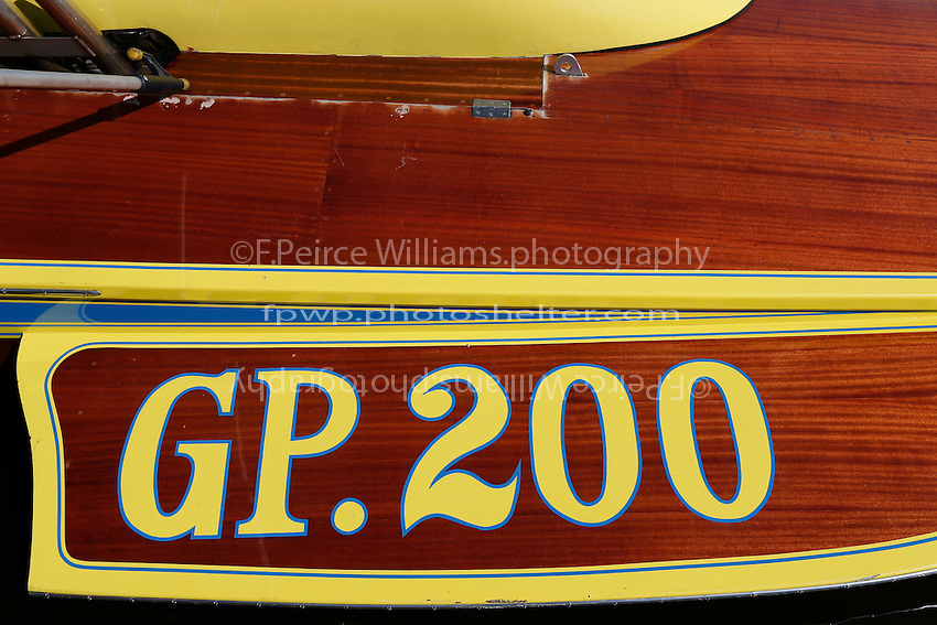 """GP-200 """"Lauterbach Special"""", (1976 Grand Prix class Lauterbach hydroplane)"""