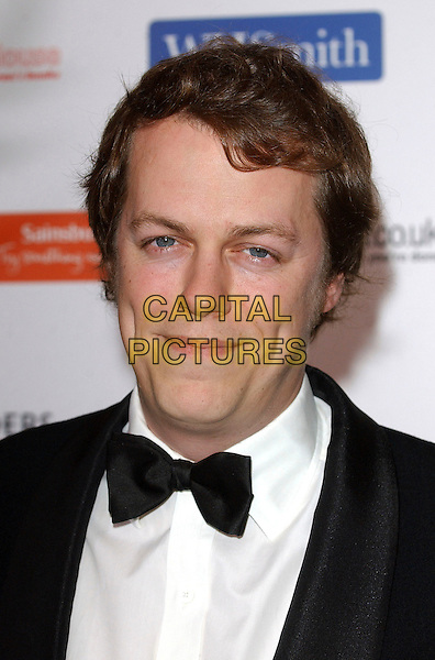 TOM PARKER BOWLES.The British Book Awards 2006, Grosvenor House, London, UK..March 29th, 2006.Ref: BEL.headshot portrait bow tie.www.capitalpictures.com.sales@capitalpictures.com.© Capital Pictures.