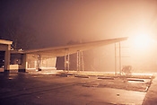 Foggy Night Dealership, Durham