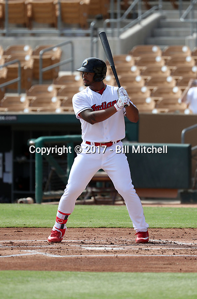 Bobby Bradley - Glendale Desert Dogs - 2017 Arizona Fall League (Bill Mitchell)