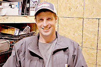 RACHEL DICKERSON/MCDONALD COUNTY PRESS Aaron Barnard is the owner of Aaron's Home Remodeling and Repair in Pineville. He has been in business for 10 years.