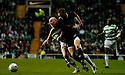 26/11/2005         Copyright Pic : James Stewart.File Name : sct_jspa13 celtic v dunfermline.SCOTT WILSON FIGHTS OFF JOHN HARTSON...Payments to :.James Stewart Photo Agency 19 Carronlea Drive, Falkirk. FK2 8DN      Vat Reg No. 607 6932 25.Office     : +44 (0)1324 570906     .Mobile   : +44 (0)7721 416997.Fax         : +44 (0)1324 570906.E-mail  :  jim@jspa.co.uk.If you require further information then contact Jim Stewart on any of the numbers above.........