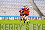 Shane Dalton Kenmare in Action against \b0\  Ballinasloe in the Junior All Ireland Club Final in Croke park on Sunday.