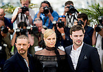 Charlize Theron, Tom Hardy and Nicholas Hoult