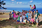 Summers 2012 family reunion and camp at Camp Timberline and Ko'olina Lagoons.