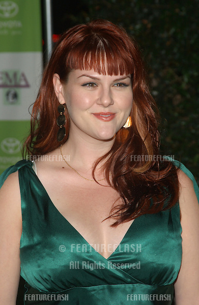 Actress SARA RUE at the 13th Annual Environmental Media Awards in Los Angeles..November 5, 2003