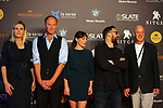 51 Festival Internacional de Cinema Fantastic de Catalunya-Sitges 2018.<br /> Closing Ceremony Gala-Red Carpet.<br /> Carolina Bang, John Ajvide, Anais Emery, Fernando Navarro &amp; Piers Bizony.