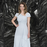 Dakota Blue Richards attends the World Premiere of ALIEN CONVENANT. London, UK. 04/05/2017 | usage worldwide /MediaPunch ***FOR USA ONLY***