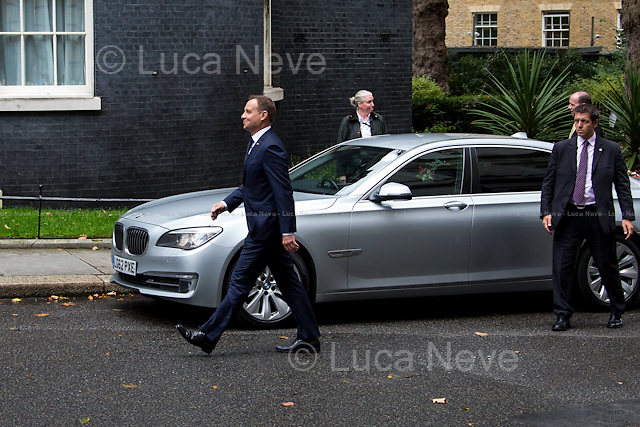 Andrzej Duda (President of the Republic of Poland).<br />