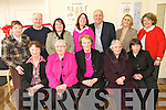 HELPING HANDS: Members of the Killarney-Tralee Road Development Group/Residents Association from Killarney who have a unique roadside project to enhance the area.. L/r. Danny Sheahan, Denis Sheahan, Kathleen O'Regan Sheppard (chairperson of f the Killarney-Tralee Road Development Group/Residents Association), James Barry and Yvonne Quill (chairperson of Killarney Tidy Towns committee)...    Copyright Kerry's Eye 2008