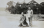 father with son in law Japan 1930s