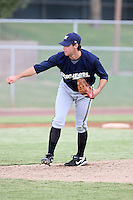 Austin Ross - Milwaukee Brewers - 2010 Instructional League.Photo by:  Bill Mitchell/Four Seam Images..