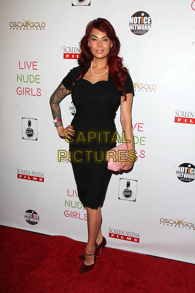 HOLLYWOOD, CA - August 12: Tera Patrick at the &quot;Live Nude Girls&quot; Los Angeles Premiere, Avalon, Hollywood,  August 12, 2014.  <br /> CAP/MPI/JO<br /> &copy;Janice Ogata/MediaPunch/Capital Pictures